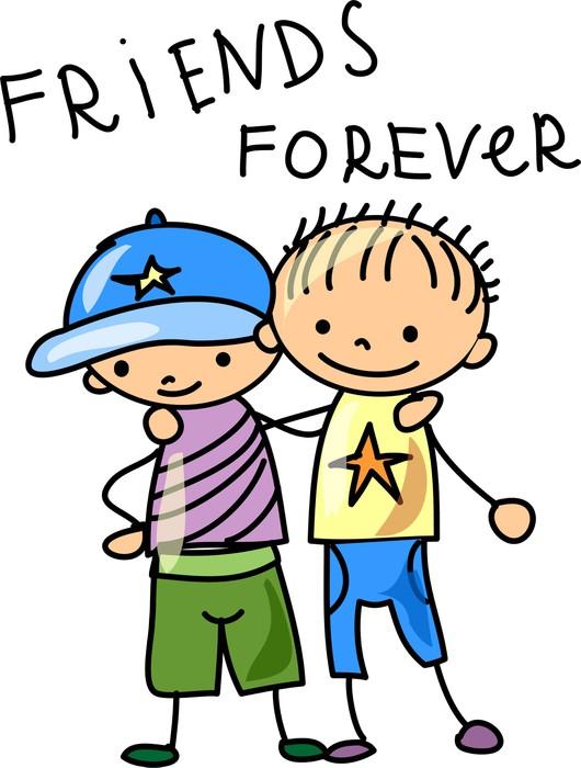 Детский рисунок лучшего друга