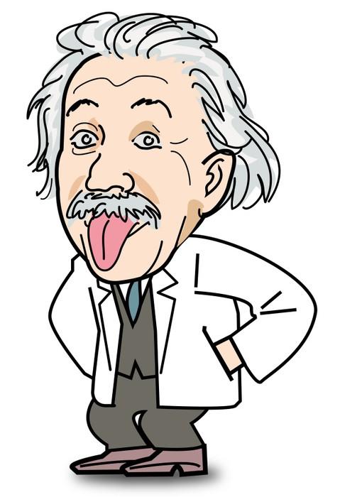 Эйнштейна рисунок