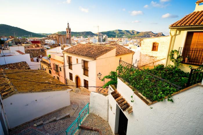 Недвижимость испания сагунто