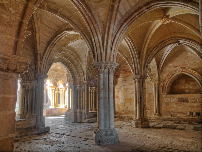Cloister  Definition of Cloister by MerriamWebster
