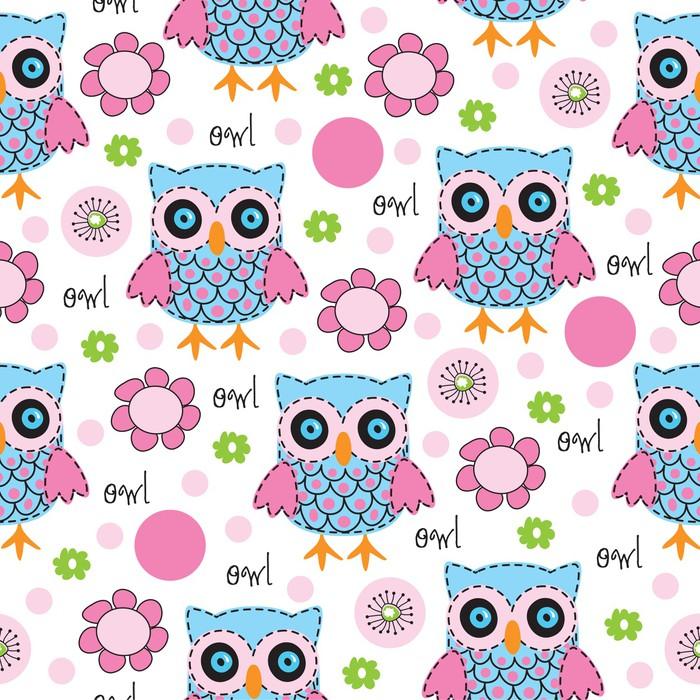 Owl patterns tumblr