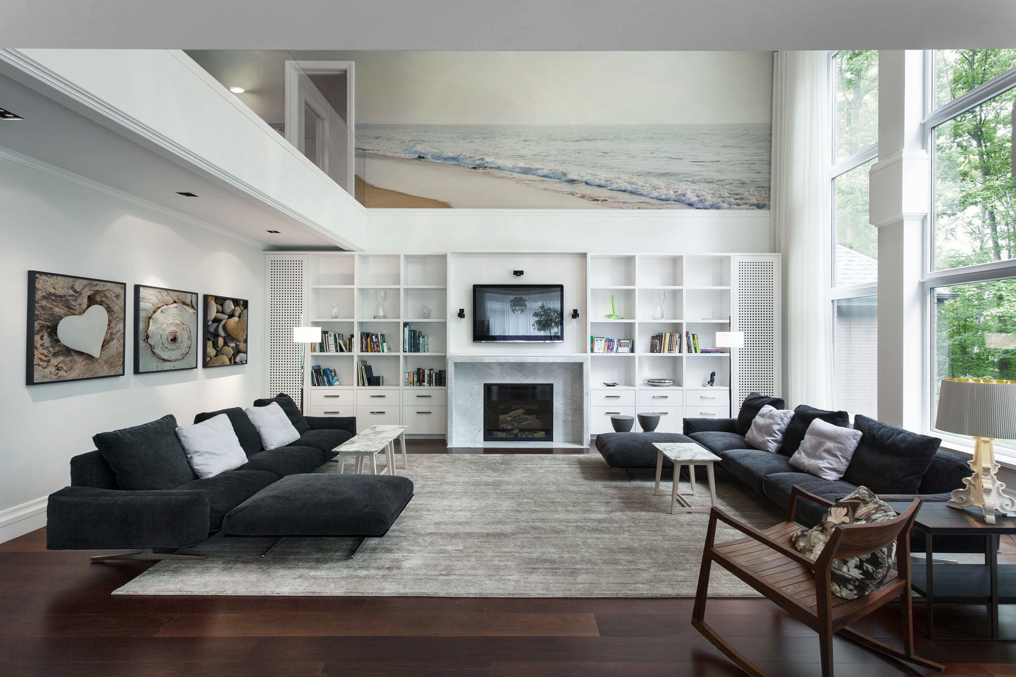 Rolling Stones • Living room - Contemporary - Nature - Landscapes - Wall Murals - Posters