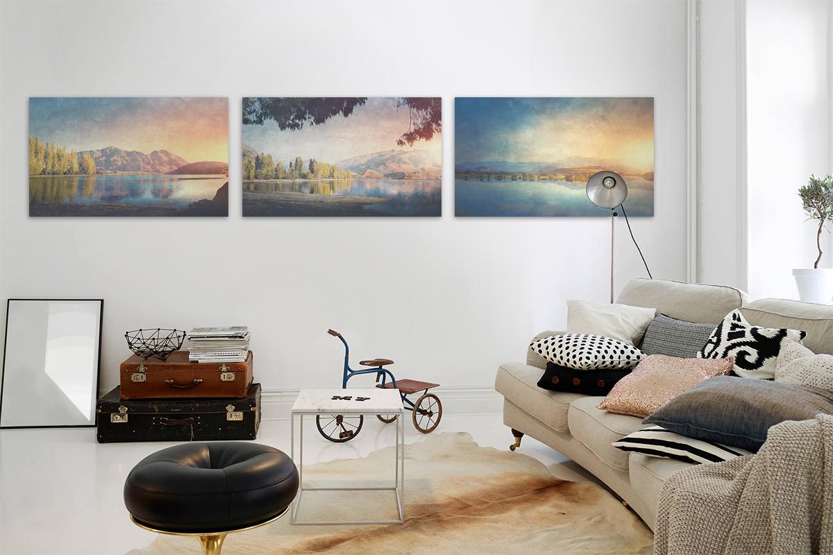 Vintage landscapes • Vintage - Living room - Landscapes - Prints