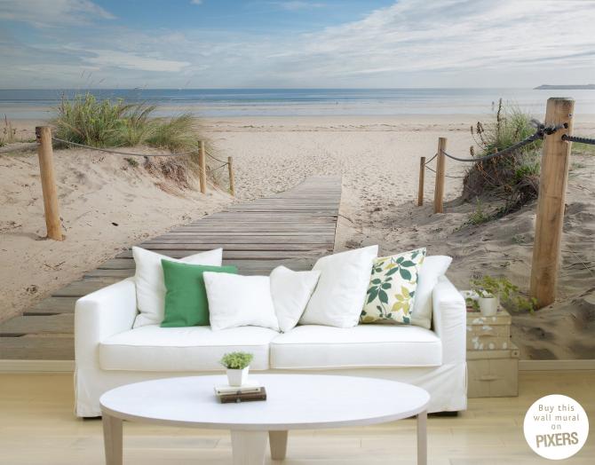 plaża � do salonu wsp243�czesny � pixers174 � Żyjemy by zmienia�