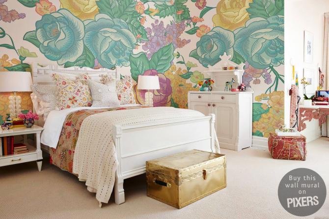 Camere Da Letto Shabby Chic : Un sacco di colori u per camera da letto shabby chic u pixers