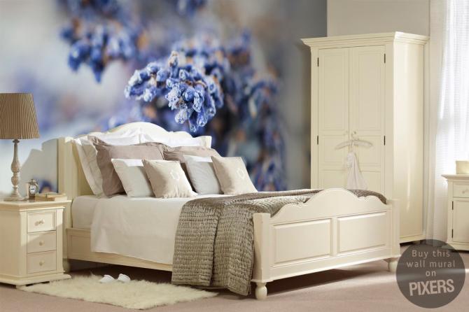Lavendel Schlafzimmer • Klassisch - Schlafzimmer • Pixers® - Wir leben, um  zu verändern