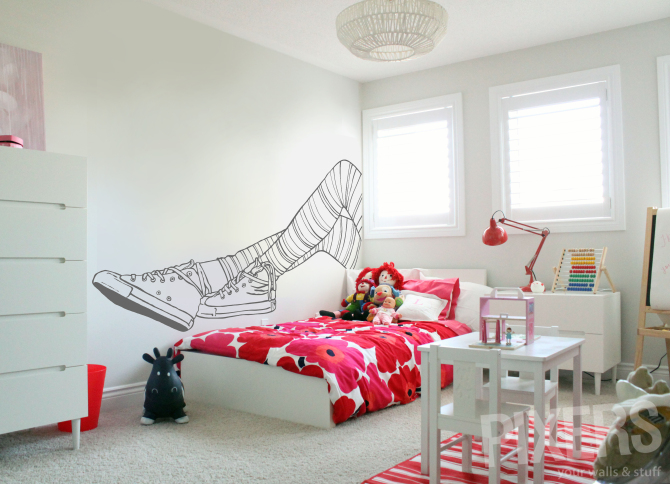 Jugendliche • Skandinavisch - Jugendzimmer • Pixers® - Wir leben, um ...