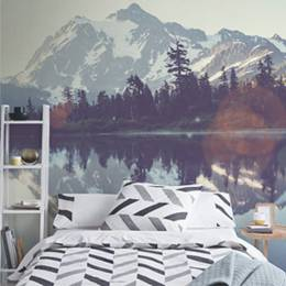 Wall Mural Bedroom - Picture lake