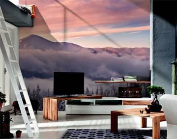 fototapeten sonnenuntergang pixers wir leben um zu. Black Bedroom Furniture Sets. Home Design Ideas