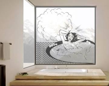 Adesivi per vetri finestre pixers viviamo per il cambiamento - Vetri a specchio per finestre ...