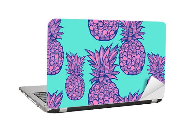 sticker pour ordinateur portable b b ours mignon de bande dessin e pixers nous vivons pour. Black Bedroom Furniture Sets. Home Design Ideas