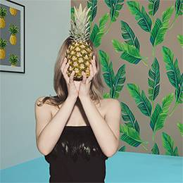 Adesivi - Pineapple Fever