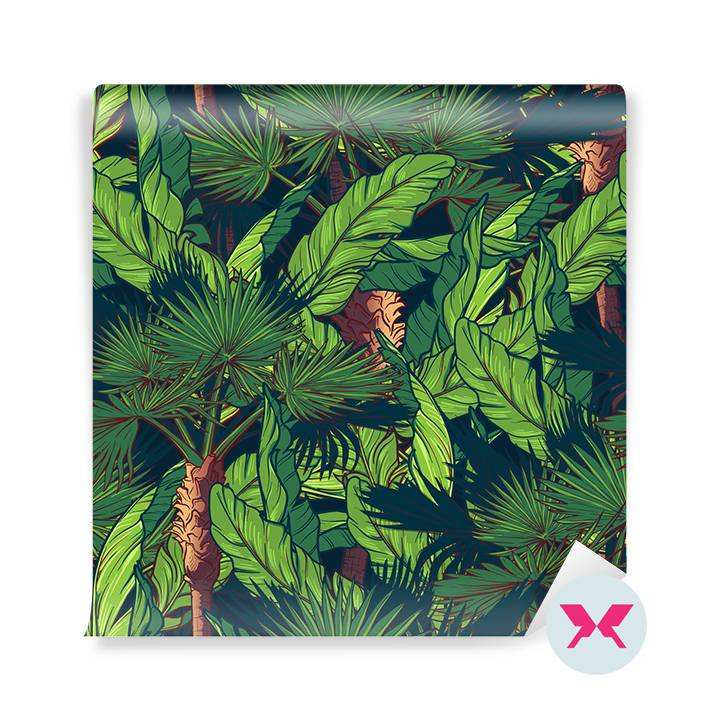 Wall Mural - Tropical Forest
