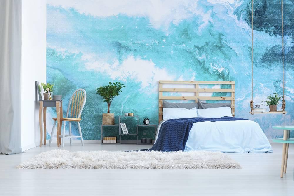 Carrelage oc an contemporain pour chambre coucher papiers peints nature pixers - Carrelage pour chambre a coucher ...