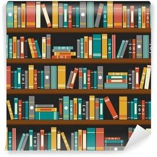 Books Wall Murals
