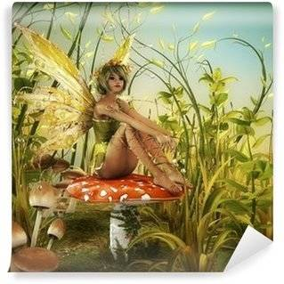 Fairies Wall Murals