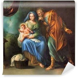 Holy Family Wall Murals