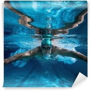 Swimming Wall Murals