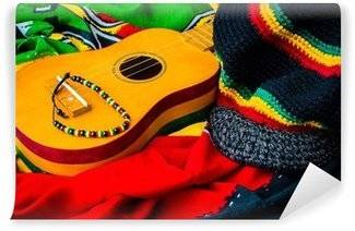Fototapeten Reggae