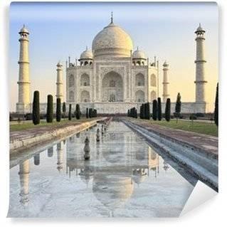 Fotobehang Taj Mahal