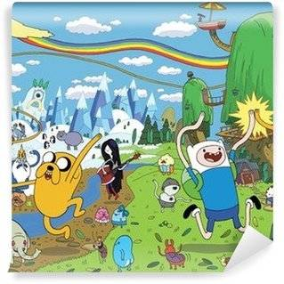 Adventure Time Wall Murals