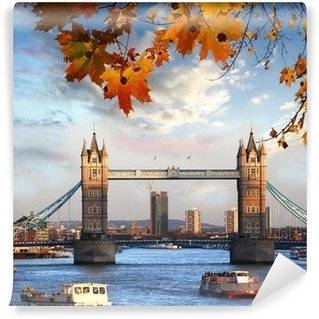 London Bridge Wall Murals