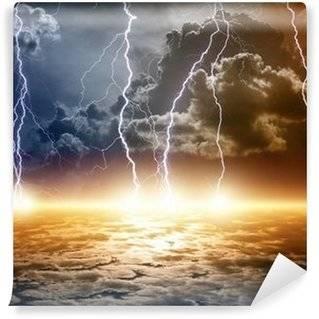 Fototapeter Storm
