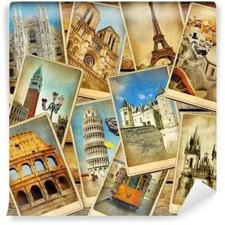 Carte de parati Continenti