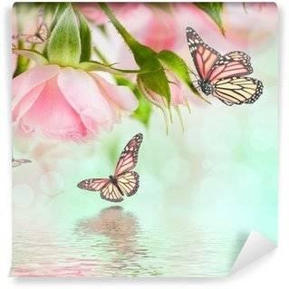 Fotobehang Vlinders
