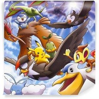 Carte de parati Pokémon
