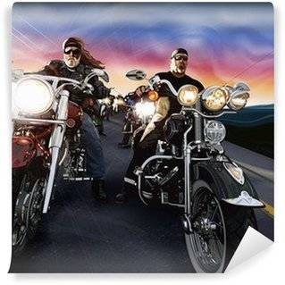 Motorcycles Wall Murals
