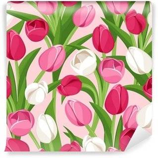 Papiers Peints Tulipes