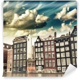 Amsterdam Valokuvatapetit
