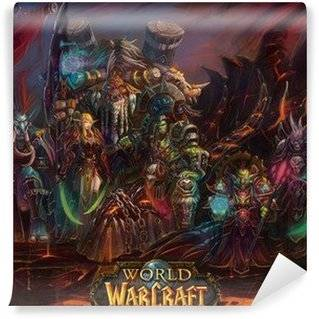 Carte de parati World of Warcraft