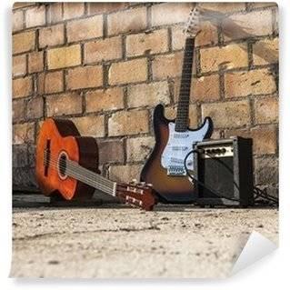 Fototapety Instrumenty muzyczne
