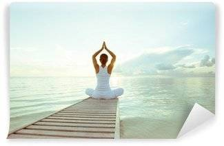 Yoga and meditation Wall Murals
