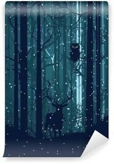 Carte de parati Foresta