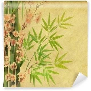 Fototapeter Bambus