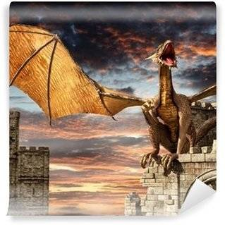 Dragons Wall Murals