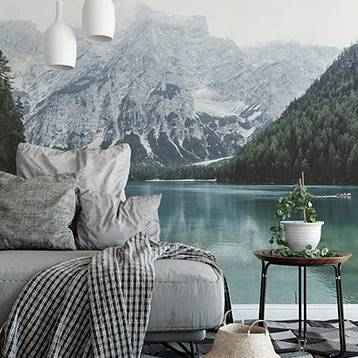 Wall murals - Scandinave
