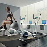 Gym & fitness klubben