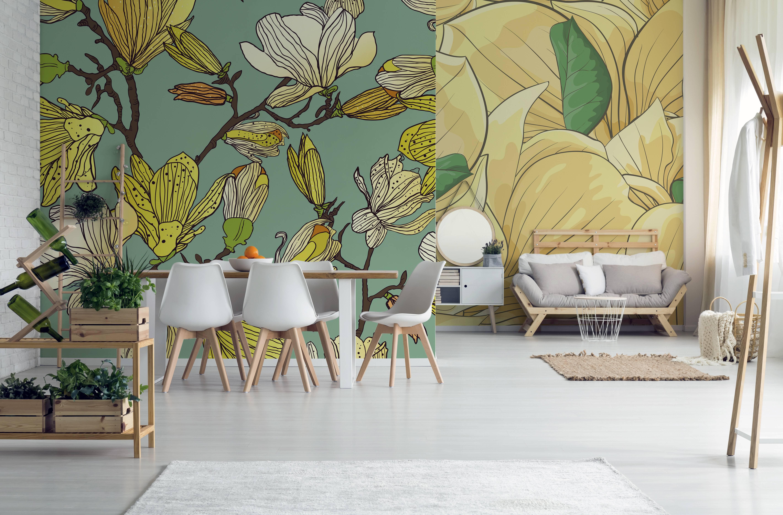 blumen im wohnzimmer wohnzimmer modern fototapeten natur blumen und pflanzen pixers. Black Bedroom Furniture Sets. Home Design Ideas