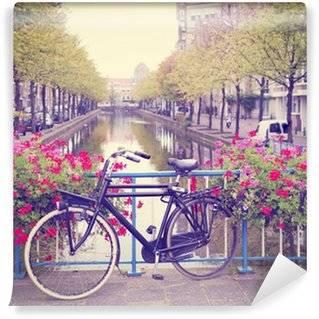 Fototapeter Cyklar