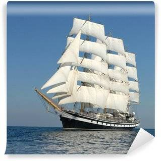 Ships, Yachts And Boats Wall Murals