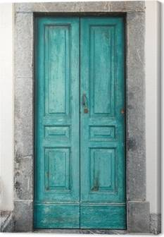 Doors Canvas Prints