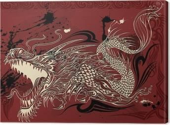 Tableaux sur Toile Dragons