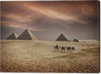 Egypt Canvas Prints
