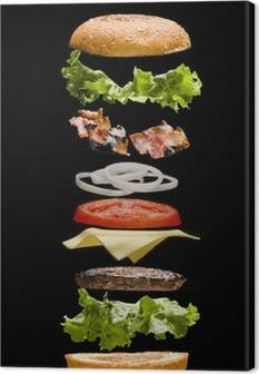 Fast Food Canvas Prints