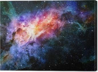 Galaxy Canvas Prints