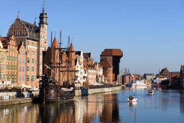 Gdansk Canvas Prints